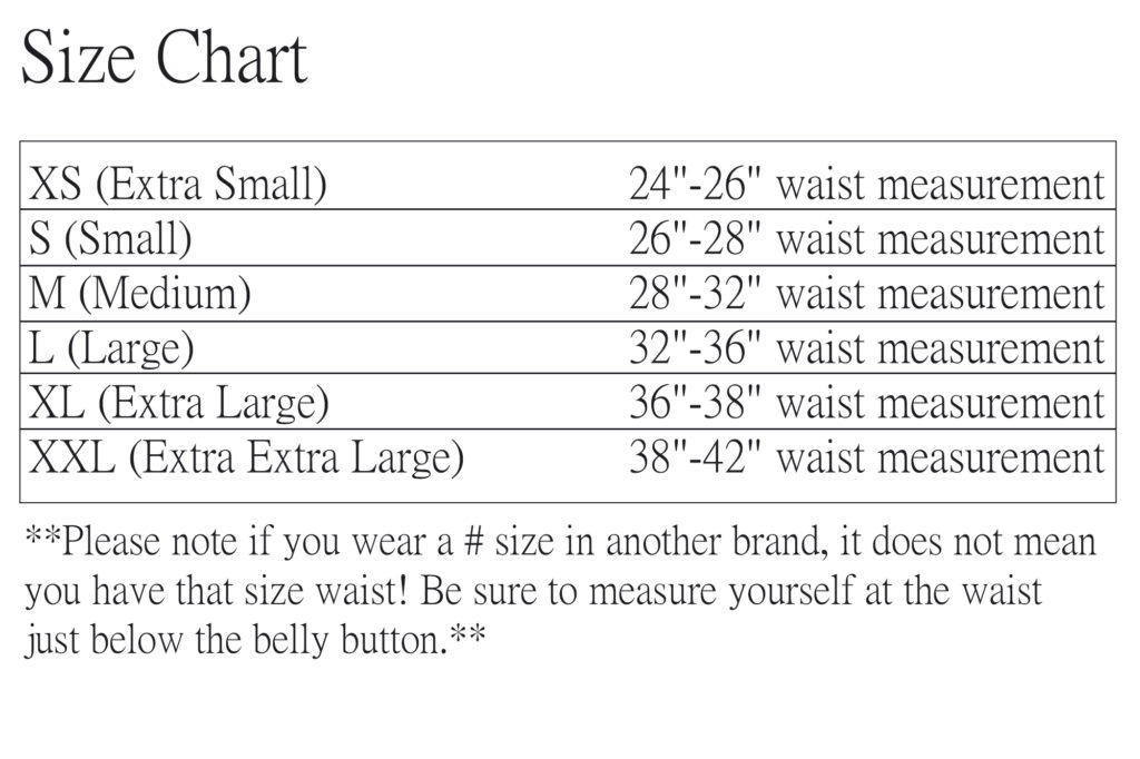 Dressage Couture Designs Breeches Size Chart