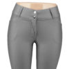 Dressage Couture Designs Grey Fullseat Breeches