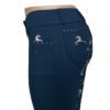 Dressage Couture Designs Navy Fullseat Breeches